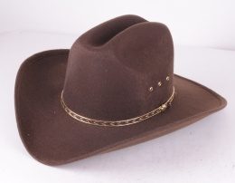 Woodcock Brown Hat BFF-25