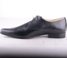 Winklepicker Black Anilin