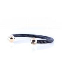 Zelda Black/Gold Bracelet