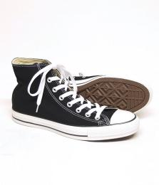 All Star Hi Black