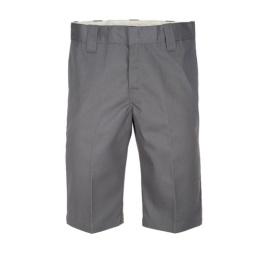 "Slim 13"" Short Charcoal Grey"