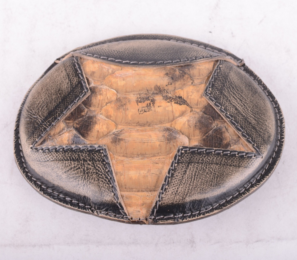 Belt Buckle Denver Python