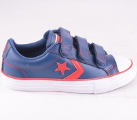 Junior One Star OX Blue/Red
