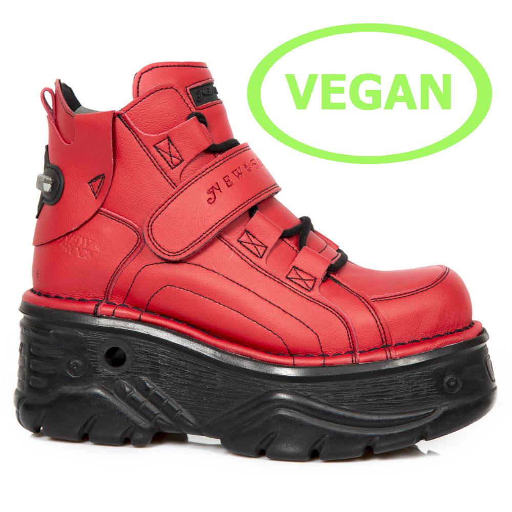 M714-C13 Vegan Rojo