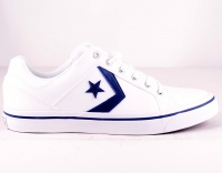 One Star Leather White/Navy