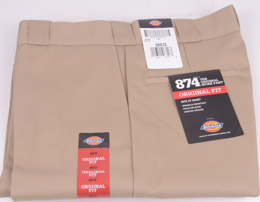 Original 874Work Pant Khaki