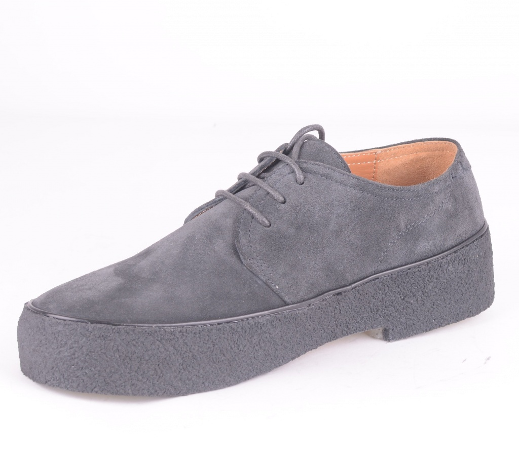 Original PlayboyW Grey Suede 11