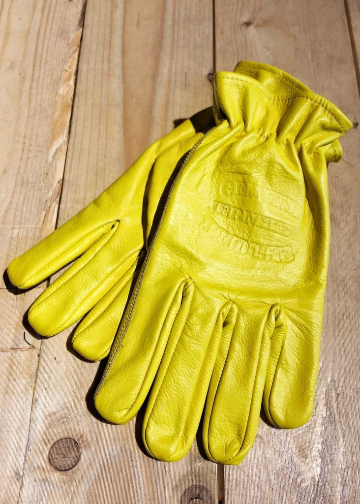 Rider Gloves Yellow