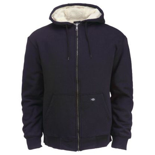 Sherpa Fleece Black