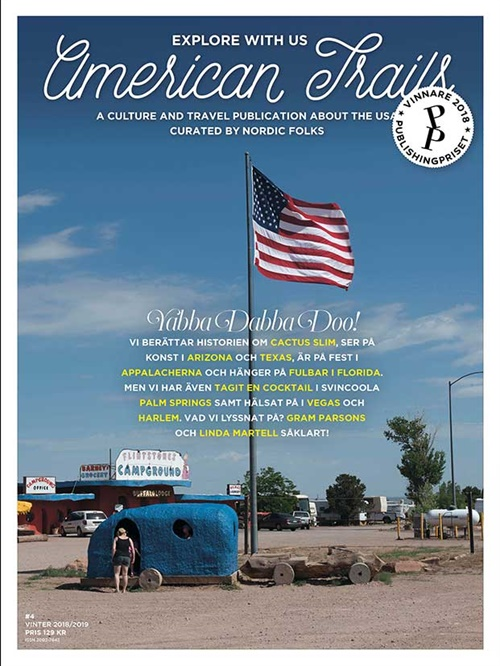 American Trails 4 2018 Swedish Edition