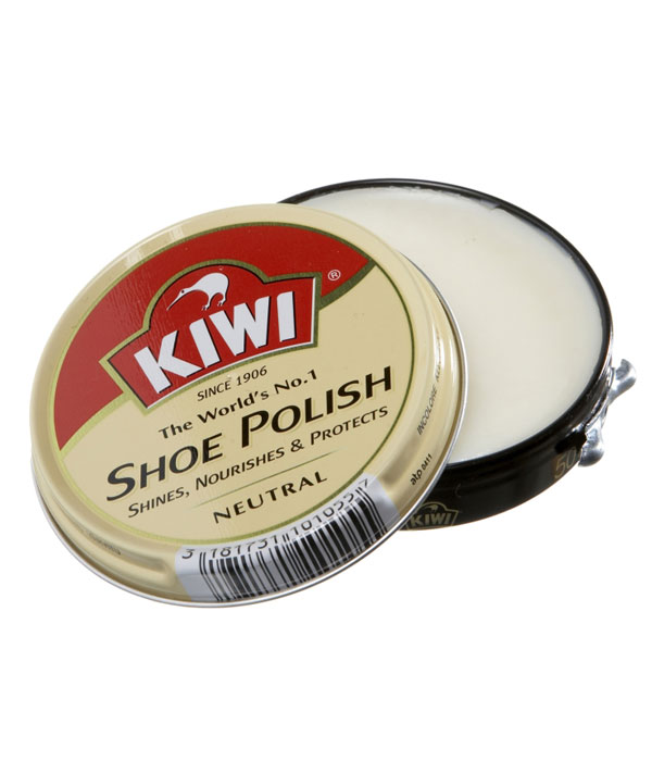 Shoe Polish Dark Tan