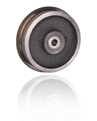 Rälshjul Ø105X27 mm