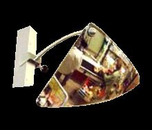 Kassaspegel 177X250X177 mm