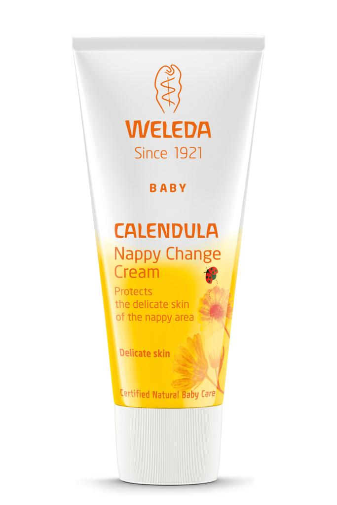 NAPPY CHANGE CREAM - Weleda Calendula  - 75ML