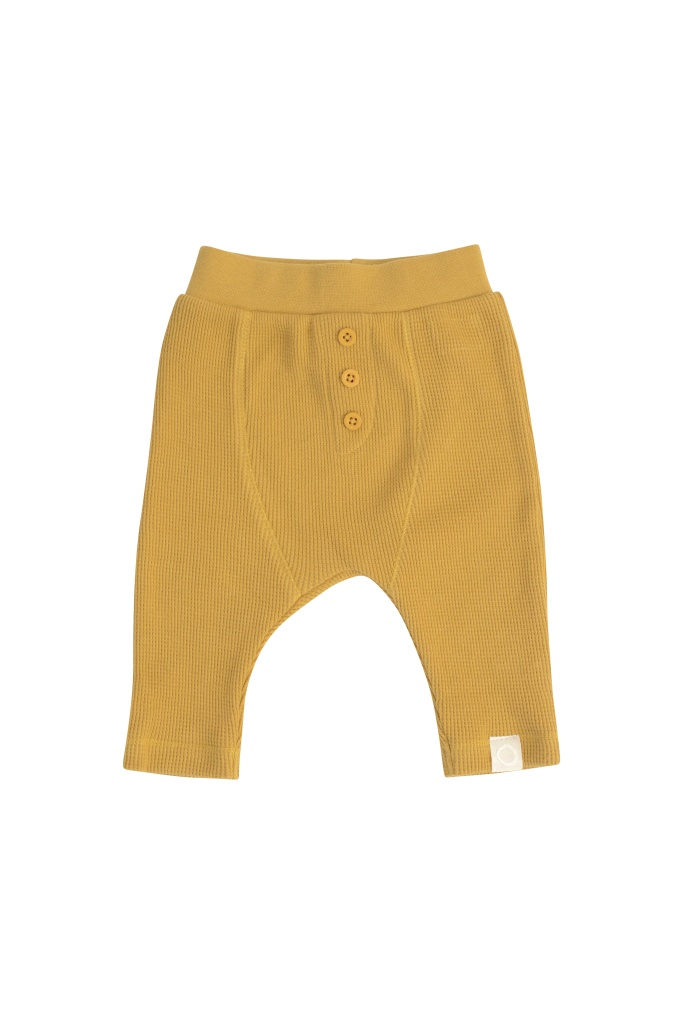 Ly Pant - Yellow - I Dig Denim