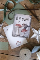 2 - pack Cards - Strong Love - Mrs Mighetto