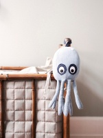 Octopus Music Mobile - Denim - Ferm Living