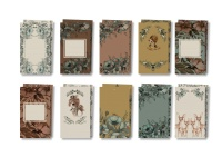 Gift tags - Mrs Mighetto