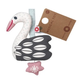 Else Swan Musical Toy - Light - Franck & Fischer