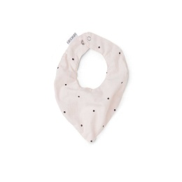 Bib - Sweet Rose Dots - Liewood