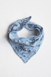 Svante scarf - Blue - By Heritage
