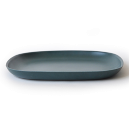 Medium Plate - Blue Abyss - Biobu By Ekobo