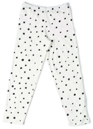 Kids Jersey Pants - Dots - The Sleepy Collection
