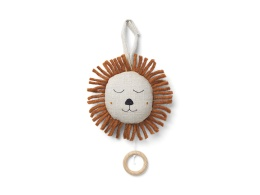 Lion Music Mobile - Natural - Ferm Living