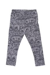 Owl Baby Leggings - Drizzle - Soft Gallery