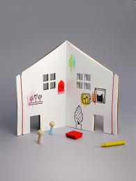 The Doll House Book - Rock and Pebble