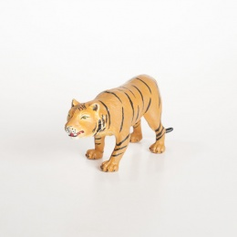 Tiger - Green Rubber Toys