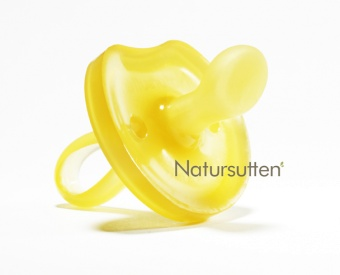 Medium - Orthodontic Butterfly Napp - Natursutten