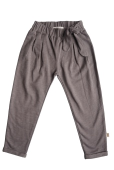 Alma Trouser - Dark Grey - By Heritage