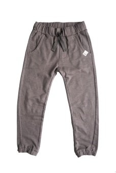 Arvid Trouser - Dark Warm Grey - By Heritage