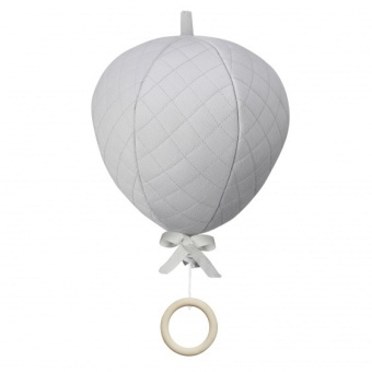 Ballon Music Mobile - Grey - Cam Cam
