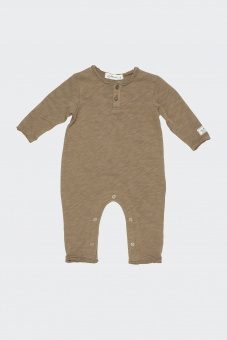 Barney Jumpsuit - Brown - I Dig Denim