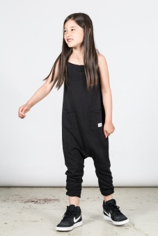 Bonnie Jumpsuit - Black - I Dig Denim