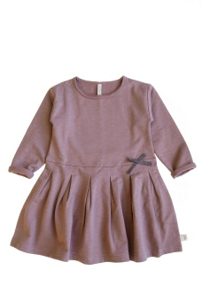 Bonnie Dress - Old Pink - By Heritage