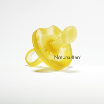 Large - Orthodontic Butterfly Napp - Natursutten