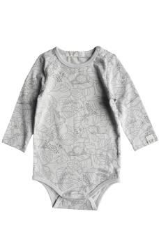 Cleo Body -  Warm Grey - By Heritage