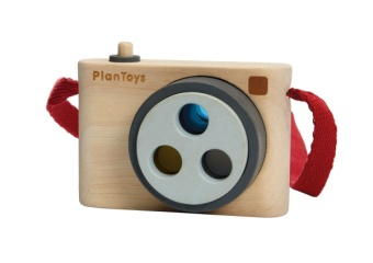 Colored Snap Camera - Plantoys