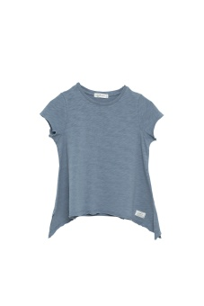 Dila tee - Denim Blue - I Dig Denim