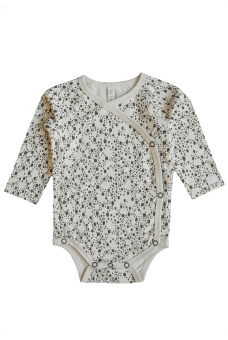 Ella Wrap Body - Offwhite - By Heritage
