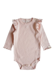 Estelle Body - Peach Pink - By Heritage