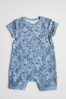 Frans Playsuit - By Heritage