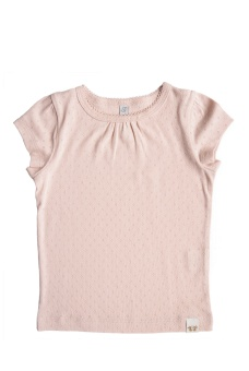 Jenny top - Peach Pink - By Heritage