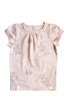 Jenny Top - Vintage Pink - By Heritage