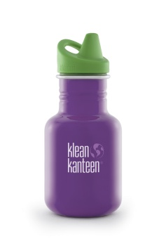 Kid Sippy 355 ml - Sugar Plum - Klean Kanteen