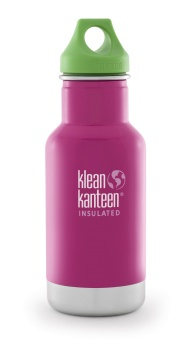 Kid Isolerad 355 ml - Dragon Fruit - Klean Kanteen