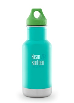 Kid Isolerad 355 ml - Tidal Pool - Klean Kanteen